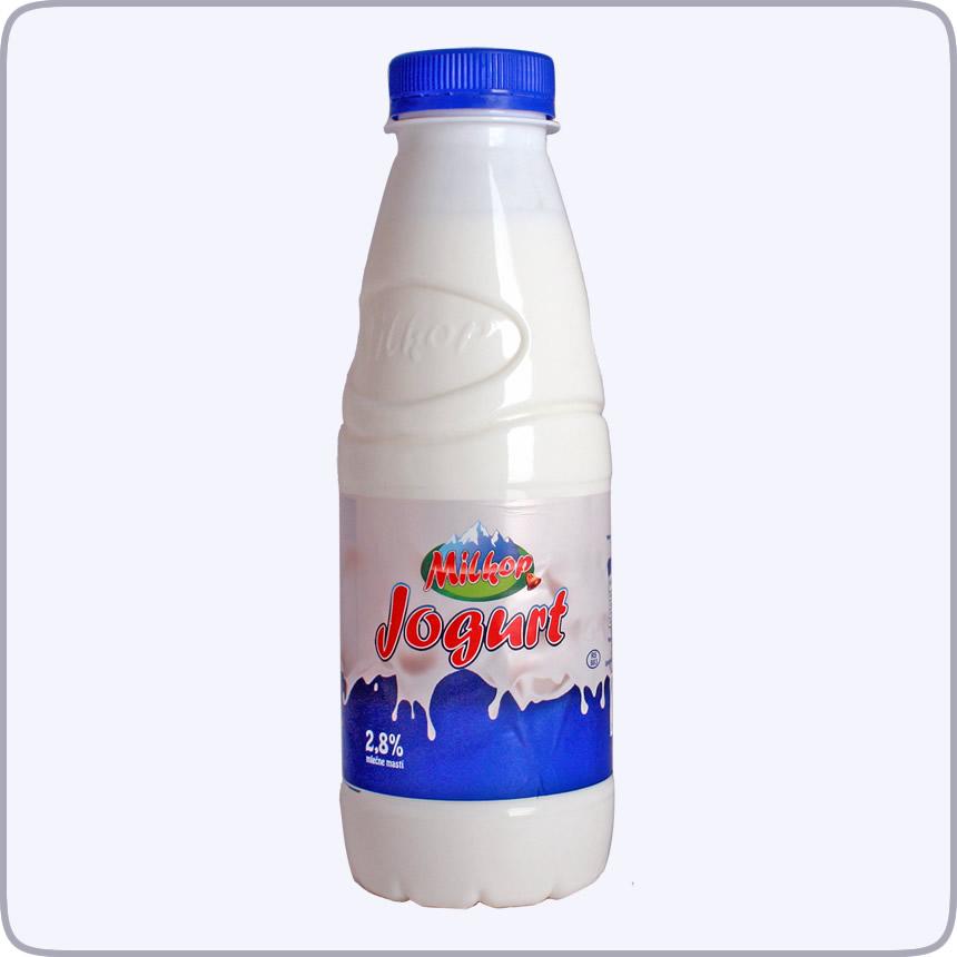 Jogurt 0.5l - Milkop Raska