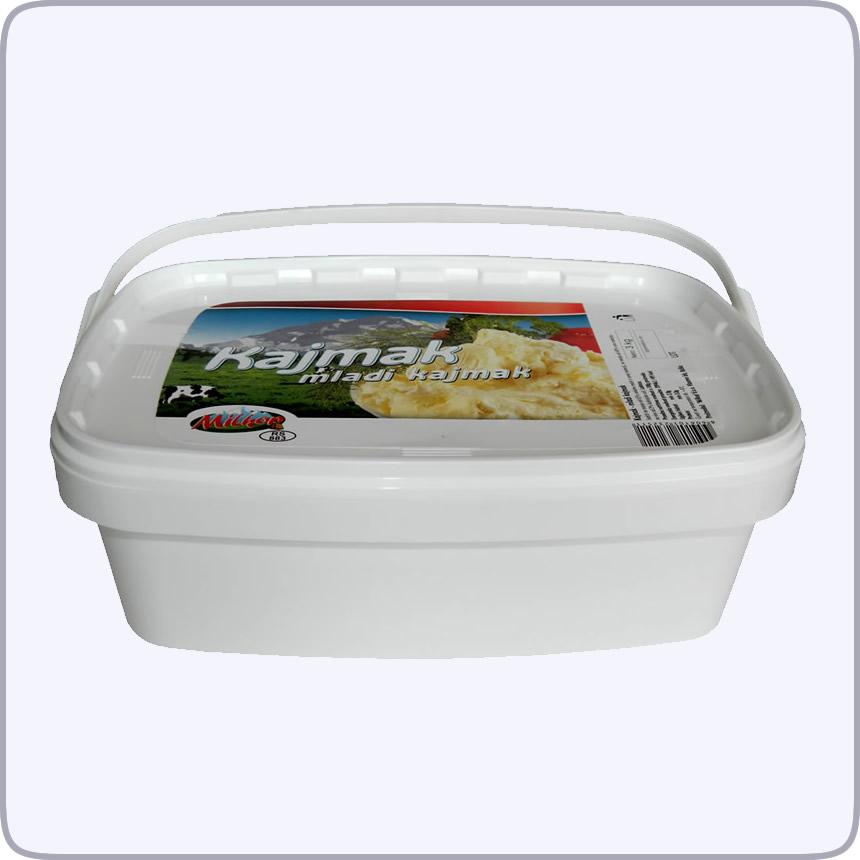 mlaldi kajmak 3kg - milkop raska