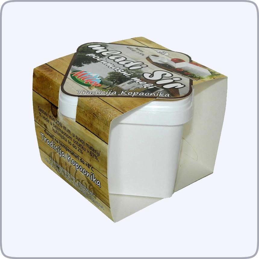 Mladi sir polumasni meki tradicija kopaonika 1 - Milkop Raska
