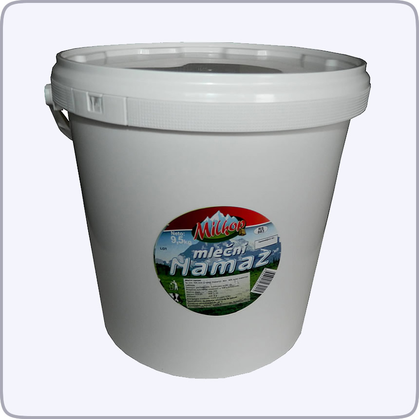 Mlecni namaz 9.5kg - Milkop Raska