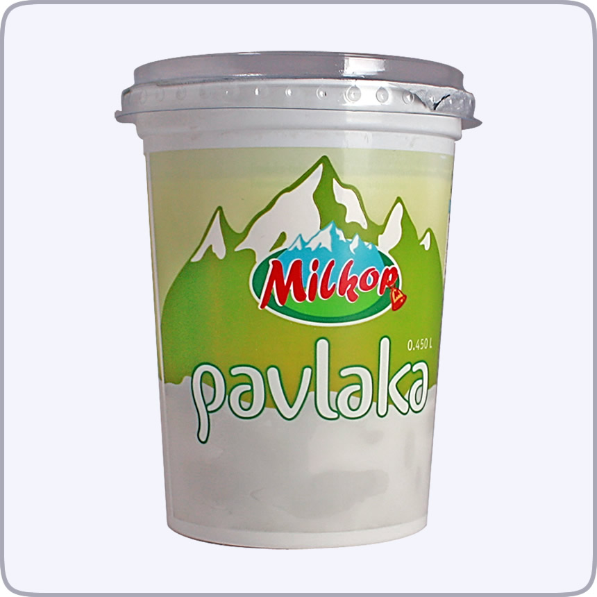 Pavlaka 450g - Milkop Raska